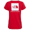 The North Face Redbox S/S Tee W - Photo of detail