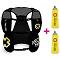 Arch Max Hydration Vest 4.5L W 2xSF 500 ml - Black
