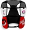 Arch Max Hydration Vest 4.5L 2xSF 500 ml - Red