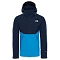 The North Face Mountain Light II Shell Jacket - Urban Navy/Hyper Blue