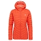 The North Face ThermoBall Hoodie W - Fire Brick Red