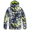 Quiksilver Mission Jacket Youth - Construct Black