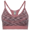 Odlo Seamless Soft Sports Bra W - Mesa Rose