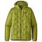 Patagonia Micro Puff Hoody - Folios Green