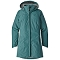 Patagonia Torrentshell City Coat W - Tasmanian Teal