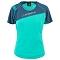 La Sportiva Catch T-Shirt W - Aqua/Opal