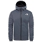 The North Face Quest Insulated Jacket - Vanadis Grey Black Heather