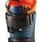 Salomon Boots S/max 120 Black/orange - Photo of detail