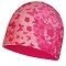 Buff Microfiber & Polar Hat Kids - Pink/Bright Pink
