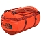 The North Face Base Camp Duffel S - Acrylic Orange/Picante Red