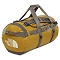 The North Face Base Camp Duffel M - British Khaki/Weimaraner Brown
