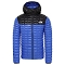 The North Face Thermoball Eco Hoodie - Blue/Black