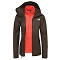 The North Face Tanken Triclimate Jacket W - New Taupe Green