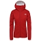 The North Face Quest Highloft Softshell W - Cardinal