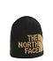The North Face Highline Beanie - Black/British Khaki