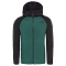 The North Face Glacier Fz Hoodie Recycled Boy - Night Green