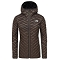 The North Face Inlux Wool Hybrid W - New Taupe Green