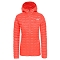 The North Face Thermoball Eco Hoodie W - Radiant Orange
