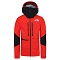The North Face Summit Summit L5 Jacket - Fiery Red/Black