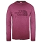 The North Face Washed Berkeley Tee - Deep Garnet Red