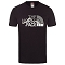 The North Face Mountain Line Tee - Tnf Black