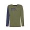 Rock Experience Condor Pass T-Shirt - Green/Blue Night