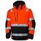 Helly Hansen Workwear Alna Winter Jacket - Red/Ebony