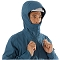 Mammut Kento HS Hooded Jacket - Photo of detail
