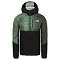 The North Face Ambition Wind Jacket - Rosin Green Wash Pri
