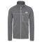 The North Face Gordon Lyons Full Zip - Medium Grey Heather