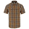 The North Face Pine Knot Shirt - Caramel Cafe Plaid