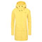 The North Face Woodmont Rain Jacket W - Bamboo Yellow