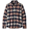 Patagonia Long-Sleeved Fjord Flannel Shirt W - Upriver