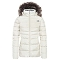 The North Face Gotham Jacket II W - Vintage White