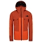 The North Face Balfron Jacket - Papaya Orange/Picante Red