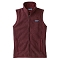 Patagonia Better Sweater Vest W - Chicory Red