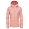 The North Face Thermoball Eco Hoodie W - Pink Clay