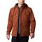 Columbia South Canyon Line Jacket - Brown