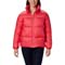 Columbia Puffect Jacket W - Red