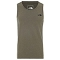 The North Face North Dome Active Tank - Burnt Olive Green