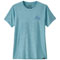 Patagonia Capilene Cool Daily Graphic Shirt W - Detail Foto