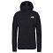 The North Face Summit L2 FUTUREFLEECE Hooded Jacket W - Tnf Black