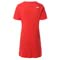 The North Face Simple Dome Tee Dress W - Photo of detail