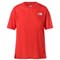 The North Face Up With The Sun Tee W - izon Red