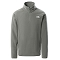 The North Face 100 Glacier ¼ Zip - Agave Green