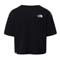 The North Face Easy Cropped Tee W - Photo of detail