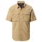 The North Face Sequoia SS Shirt - Moab Khaki