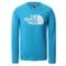 The North Face Easy LS Tee Youth - Meridian Blue