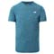 The North Face Lightning Tee - Moroccan Blue White