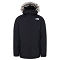The North Face Recyled Zaneck Jacket - Tnf Black